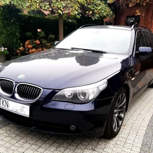 BMW E61 530D 30d 231KM CHIP TUNING 2