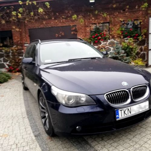 BMW E61 530D 30d 231KM CHIP TUNING 3