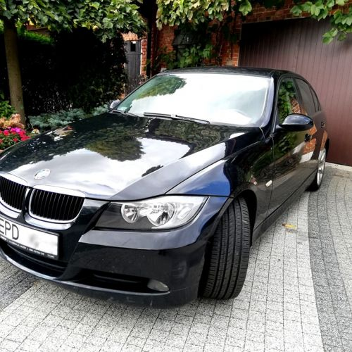 BMW E90 318d 122KM Chip 2