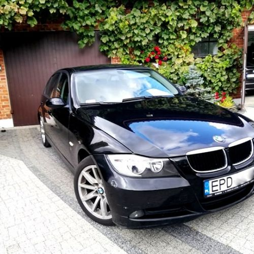 BMW E90 318d 122KM Chip 3