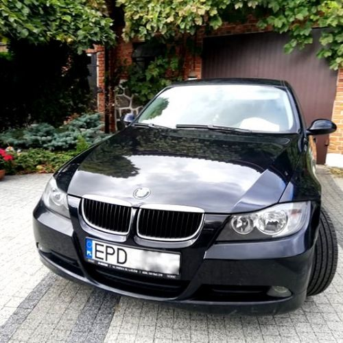 BMW E90 318d 122KM Chip 4