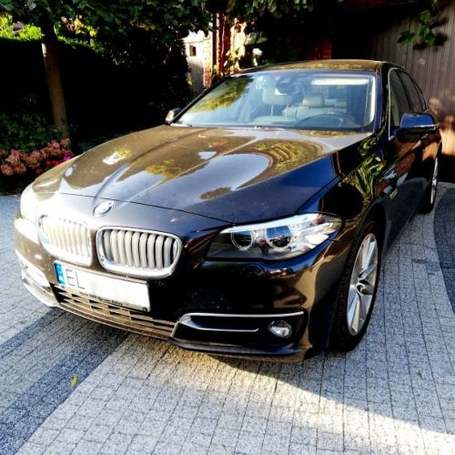 BMW F10 520d 184KM Chip Chiptuning 3