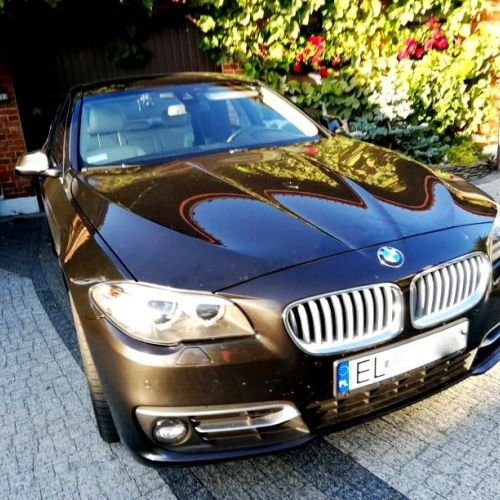 BMW F10 520d 184KM Chip Chiptuning 5