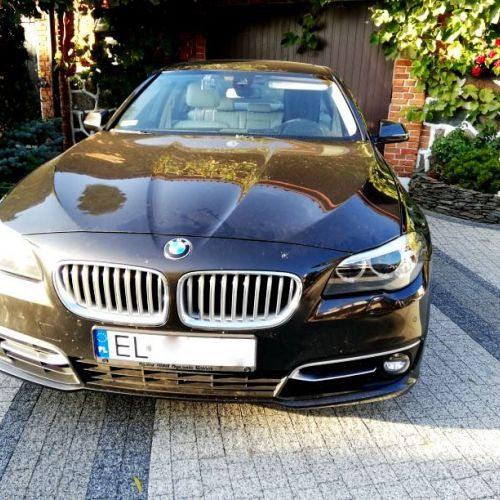 BMW F10 520d 184KM Chip Chiptuning 6