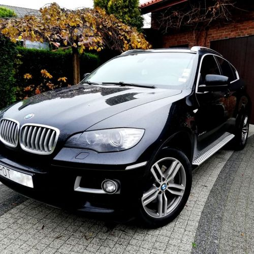 BMW X6 E71 XDrive 40d 30D 308KM CHIP TUNING 2