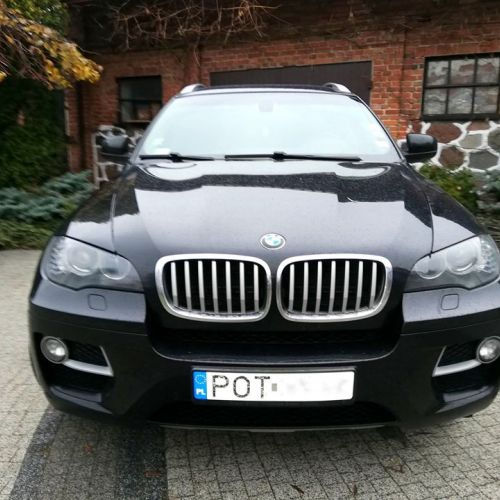 BMW X6 E71 XDrive 40d 30D 308KM CHIP TUNING 3