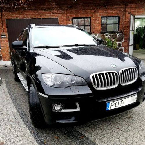 BMW X6 E71 XDrive 40d 30D 308KM CHIP TUNING 4