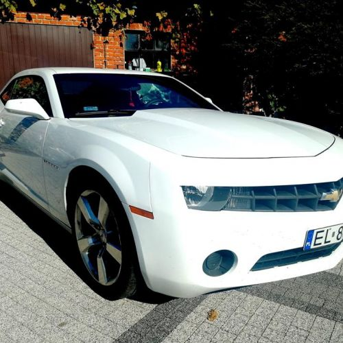 Chevrolet Camaro V 3.6 V6 304KM Chiptuning Chip Tuning 1