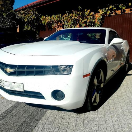 Chevrolet Camaro V 3.6 V6 304KM Chiptuning Chip Tuning 3