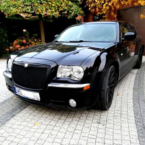 Chrysler 300C 30 CRD V6 218KM SRT DESIGN CHIP 2