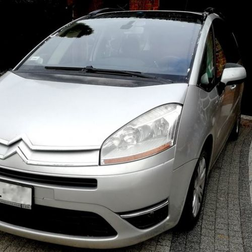 Citroen C4 Picasso 1.6HDI 109KM Chiptuning Chip Tuning 1