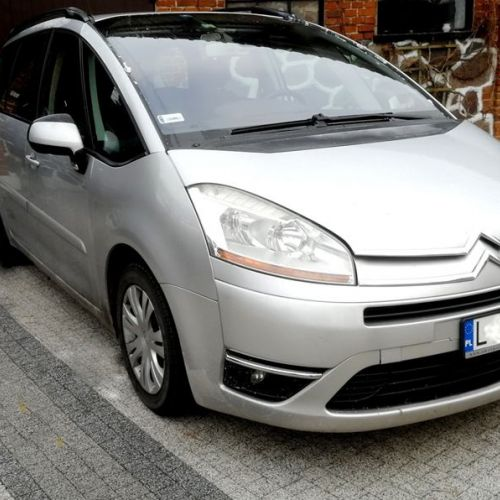 Citroen C4 Picasso 1.6HDI 109KM Chiptuning Chip Tuning 3