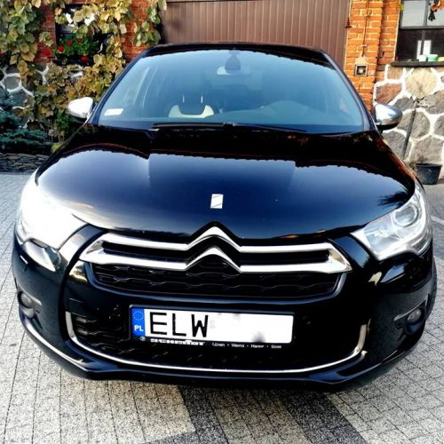Citroen DS4 2.0 HDI 163KM Chiptuning Chip Tuning 2