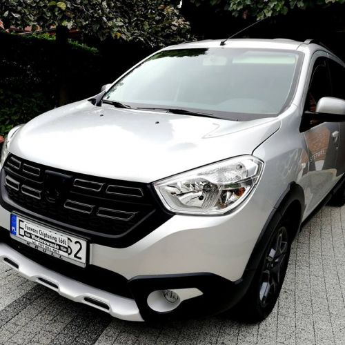 Dacia Lodgy 1.5dCi 107KM Chiptuning Chip Tuning 1