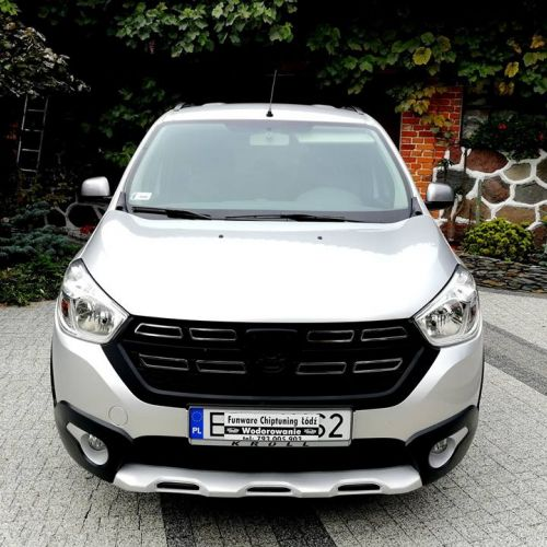 Dacia Lodgy 1.5dCi 107KM Chiptuning Chip Tuning 2