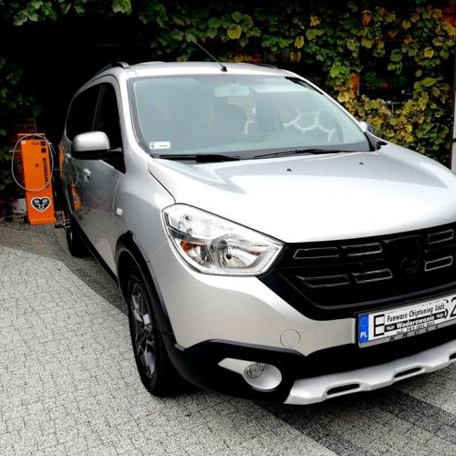 Dacia Lodgy 1.5dCi 107KM Chiptuning Chip Tuning 3