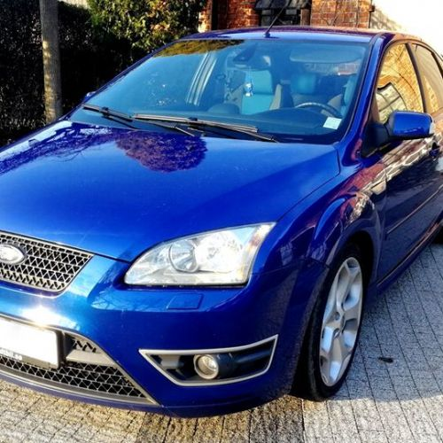 Ford Focus ST 2.5 Duratec 225KM Chiptuning 1