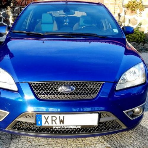 Ford Focus ST 2.5 Duratec 225KM Chiptuning 2