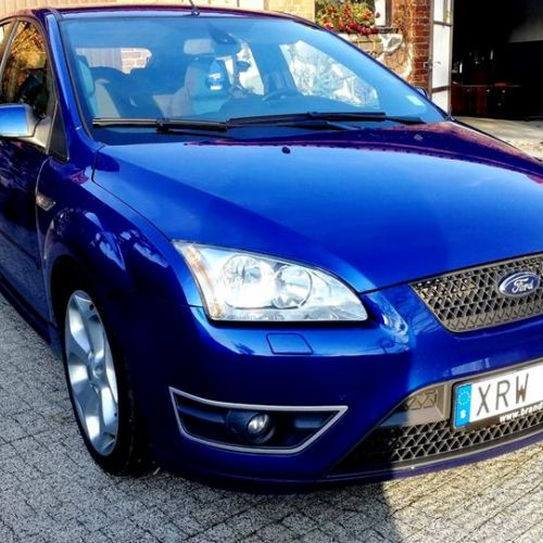 Ford Focus ST 2.5 Duratec 225KM Chiptuning 3