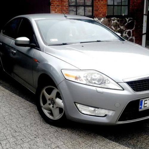 Ford Mondeo 2.0 TDCI 140KM Chiptung Chip Tuning 1