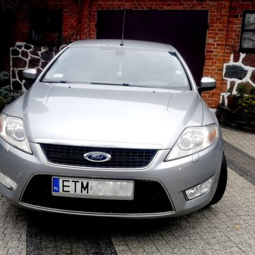 Ford Mondeo 2.0 TDCI 140KM Chiptung Chip Tuning 2