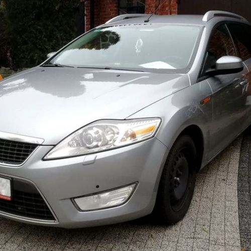 Ford Mondeo MK4 2.0 TDCI 140KM Chiptuning Chip Tuning 1