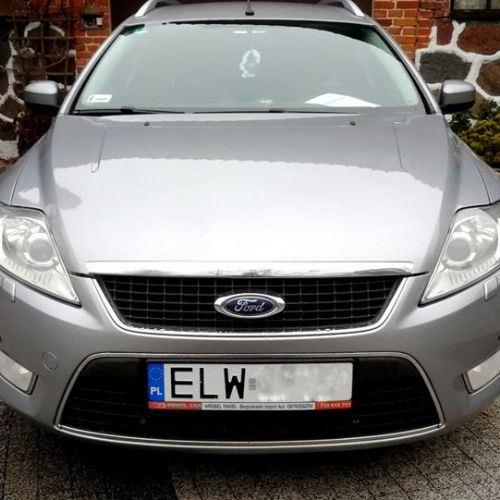 Ford Mondeo MK4 2.0 TDCI 140KM Chiptuning Chip Tuning 2