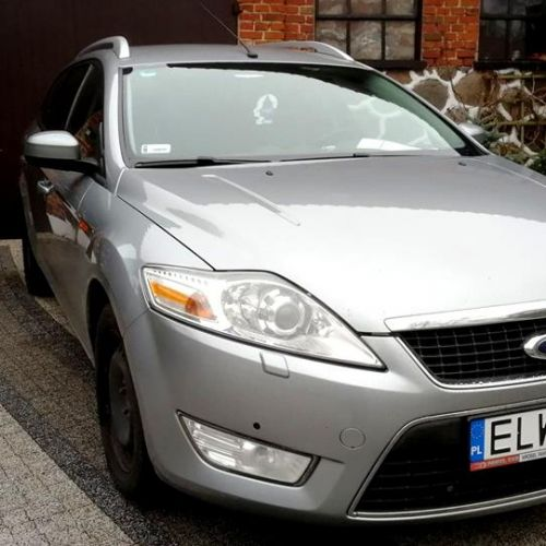 Ford Mondeo MK4 2.0 TDCI 140KM Chiptuning Chip Tuning 3