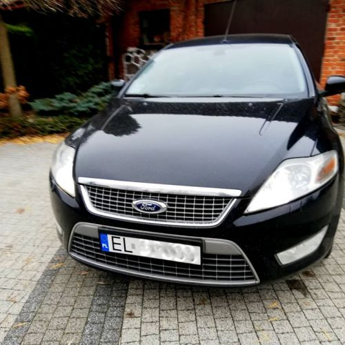 Ford Mondeo MK4 20TDCI 140KM CHIP 3