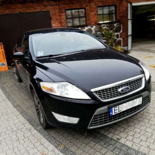 Ford Mondeo MK4 20TDCI 140KM CHIP 4