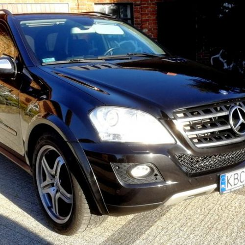 Mercedes ML 320CDI 224KM Chiptuning Chip Tuning 1