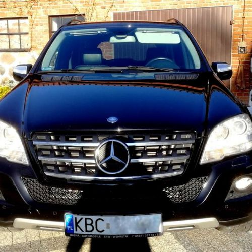 Mercedes ML 320CDI 224KM Chiptuning Chip Tuning 2