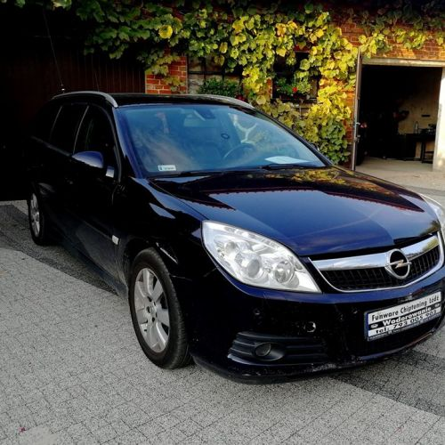 Opel Vectra C 1.9 CDTI 120KM Chiptuning Chip Tuning 2