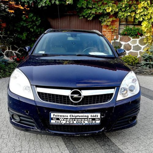 Opel Vectra C 1.9 CDTI 120KM Chiptuning Chip Tuning