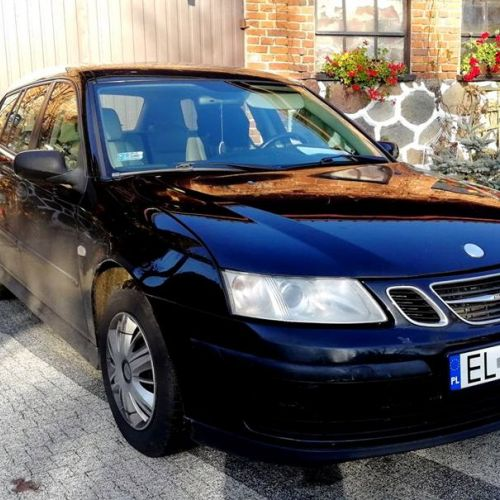 Saab 9 3 1.9Tid 120KM Chiptuning Chip Tuning 3