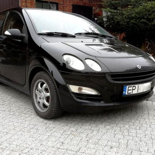Smart Forfour 1.5DCI 68KM Chiptuning Chip Tuning 3