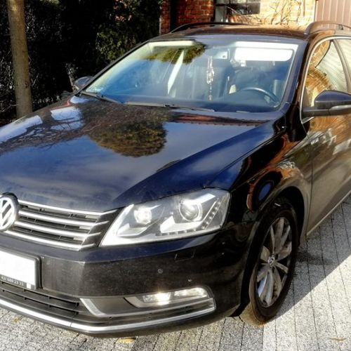 VW Passat B7 2.0 TDI 170KM Chiptuning Chip Tuning 1