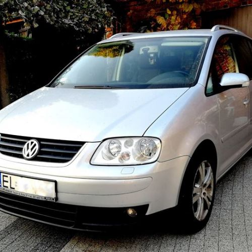 VW Touran 2.0TDI 140KM Chiptuning Chip Tuning 1