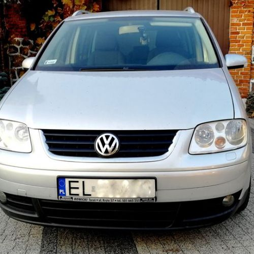VW Touran 2.0TDI 140KM Chiptuning Chip Tuning 2