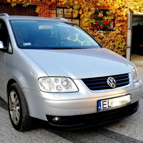 VW Touran 2.0TDI 140KM Chiptuning Chip Tuning 3
